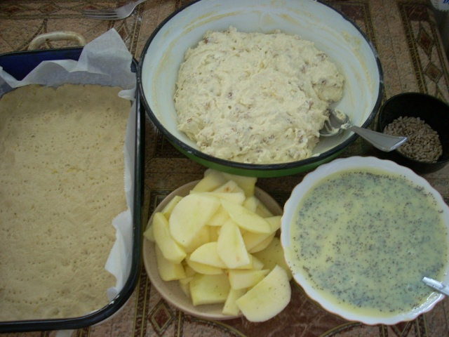 Dulciuri rapide,prajituri de frupt si de post si alte deserturi traditionale Bucata12