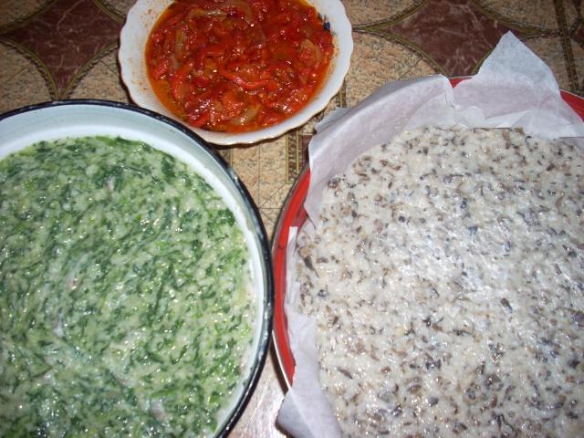 Sufleuri,budinci aperitiv(sarate),musacale Bucata18