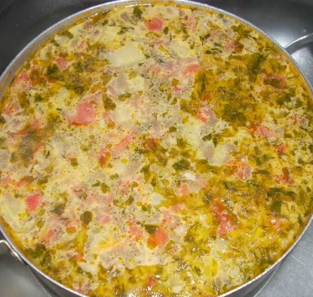 Ciorbe,supe, borsuri de legume si cu carne Buda_016