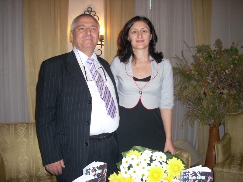 Şedinţa a XVIII-a Cenaclului U.P.-Lansare de carte-Vasile Anton-28 oct 2011 Cenacl20