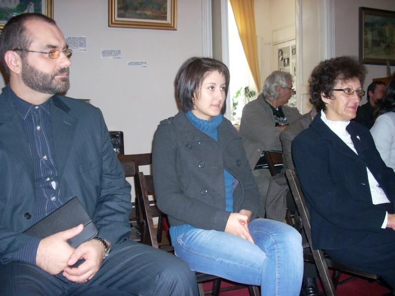 Şedinţa a XVIII-a Cenaclului U.P.-Lansare de carte-Vasile Anton-28 oct 2011 Cenacl26
