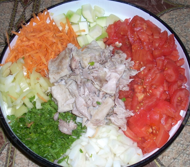 Ciorbe,supe, borsuri de legume si cu carne Ciorba12