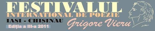 """Festivalul Internaţional de Poezie """"Grigore Vieru""""-Iasi si Chisinau- editia 2011  Clip13"""