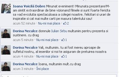 Lansare de cărţi - poezie gotică - Dorina NECULCE-11 mai 2012 Clip_194