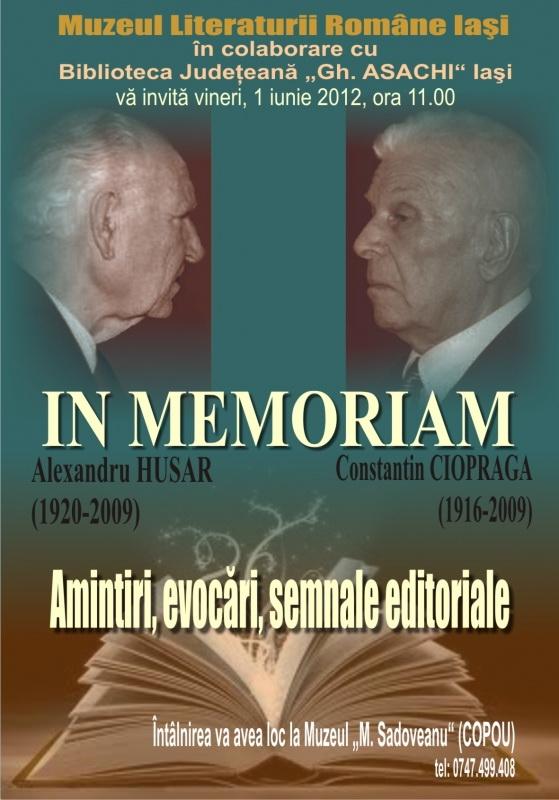 In memoriam-Alexandru Husar si Constantin Ciopraga Clip_199