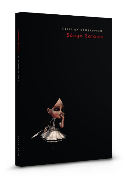 Sânge satanic, de Cristina Nemerovschi, selecționat pentru festivalul francez Premiers Romans En Lecture Clip_255
