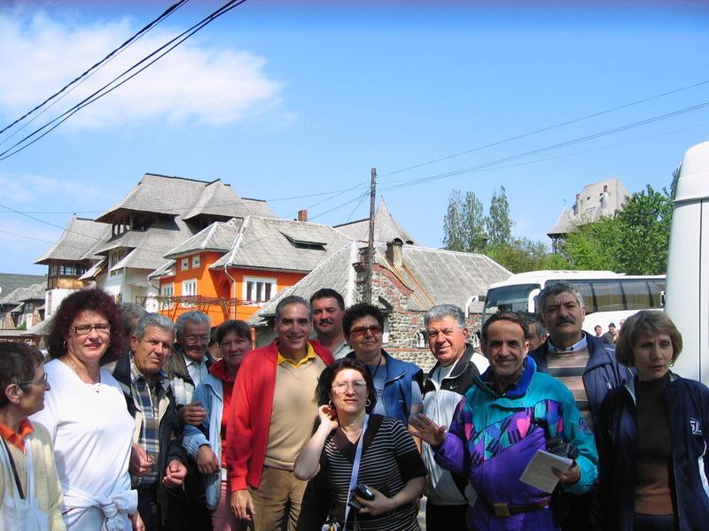 Mănăstirea Bârsana din judetul Maramureş. Clip_312