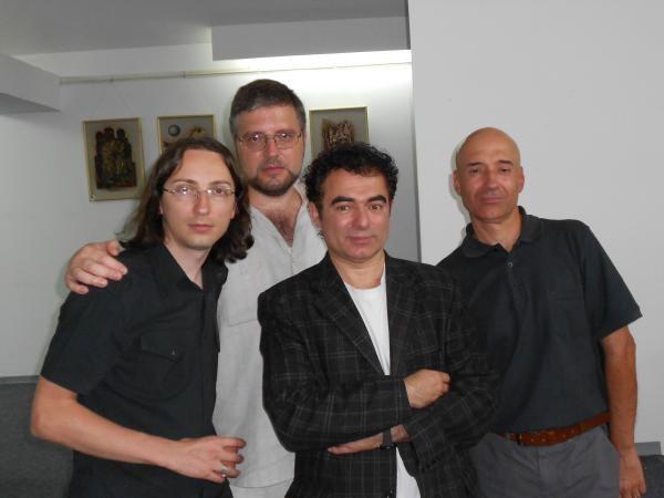 """Lansarea antologiei-""""Alertă de grad zero în proza scurtă românească actuală"""" Clip_315"""