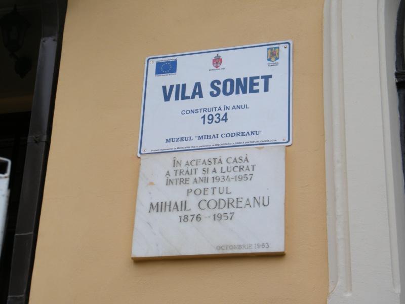 Comemorarea sonetistului Mihai Codreanu-23 octombrie 2011 Comemo11