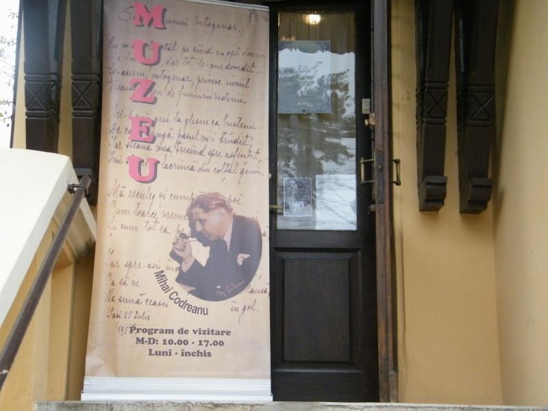 Comemorarea sonetistului Mihai Codreanu-23 octombrie 2011 Comemo12