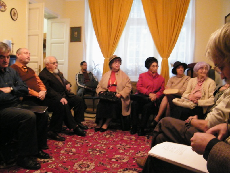 Comemorarea sonetistului Mihai Codreanu-23 octombrie 2011 Comemo14