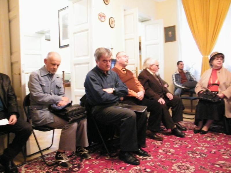 Comemorarea sonetistului Mihai Codreanu-23 octombrie 2011 Comemo15