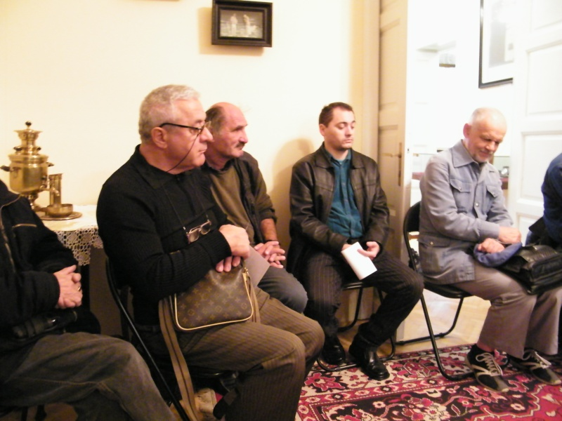 Comemorarea sonetistului Mihai Codreanu-23 octombrie 2011 Comemo17
