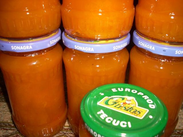 Dulceţuri tradiţionale, siropuri, gemuri, compot pt.iarna şi fructe confiate. Compot15