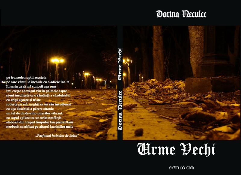 Lansare de cărţi - poezie gotică - Dorina NECULCE-11 mai 2012 Cop_ur10