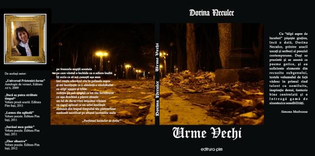 Lansare de cărţi - poezie gotică - Dorina NECULCE-11 mai 2012 Cop_ur12