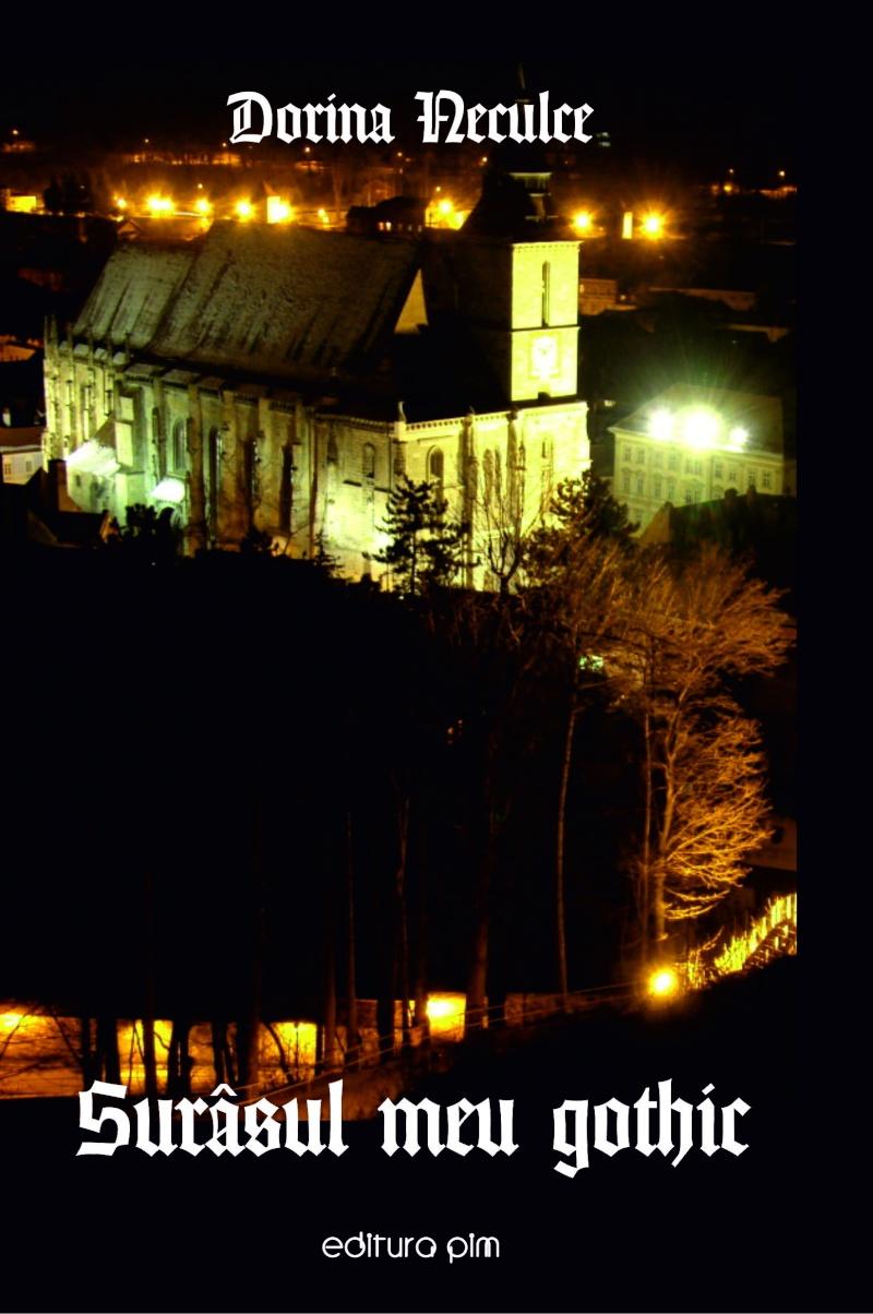 """Lansarea volumului """"Surâsul meu Gothic"""" -Dorina Neculce în cadrul Colocviului- """"Estetica gotică şi ecouri moderne""""-10 dec 2011 Copert11"""