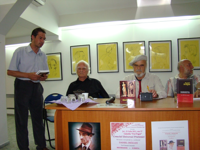 Sedinta a XVI-a a Cenaclului U.P.-Sa facem cunostinta cu scriitorul Daniel Dragan Dragan17