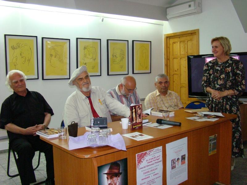 Sedinta a XVI-a a Cenaclului U.P.-Sa facem cunostinta cu scriitorul Daniel Dragan Dragan19