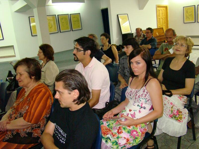 Sedinta a XVI-a a Cenaclului U.P.-Sa facem cunostinta cu scriitorul Daniel Dragan Dragan23