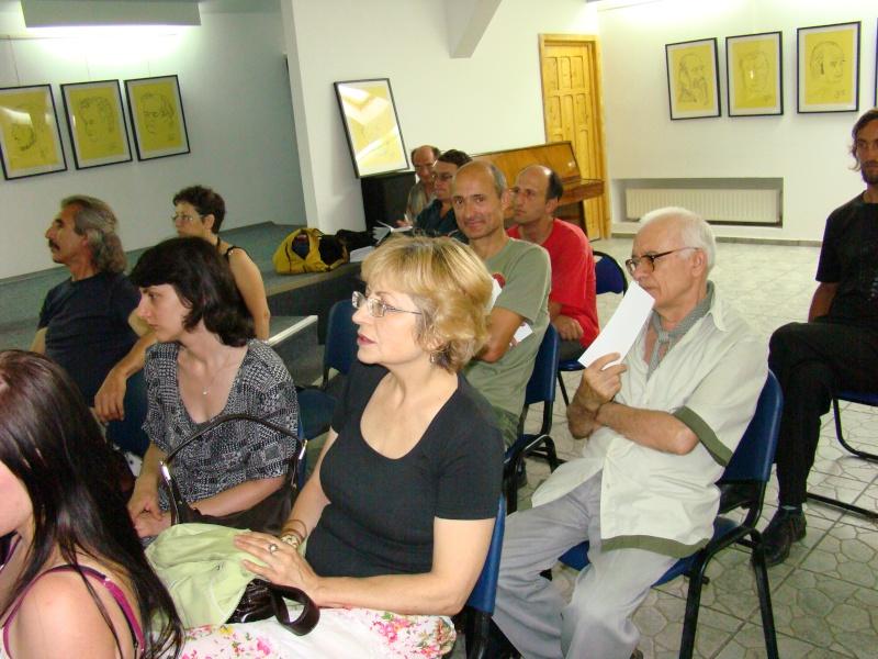 Sedinta a XVI-a a Cenaclului U.P.-Sa facem cunostinta cu scriitorul Daniel Dragan Dragan24