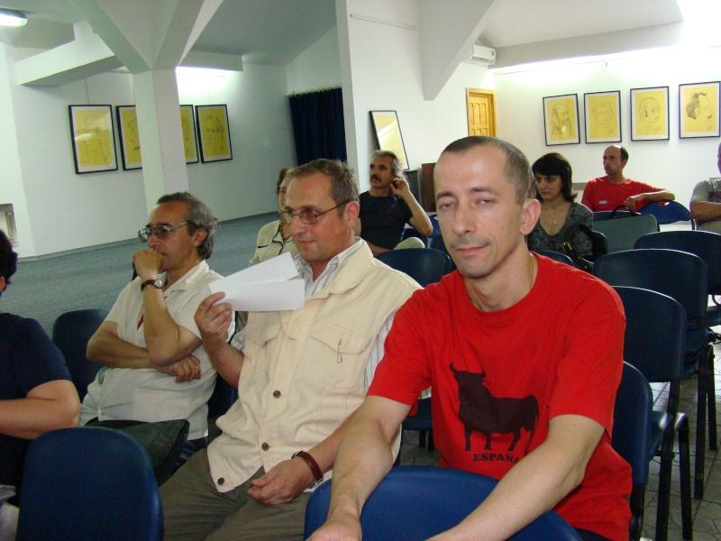 Sedinta a XVI-a a Cenaclului U.P.-Sa facem cunostinta cu scriitorul Daniel Dragan Dragan26