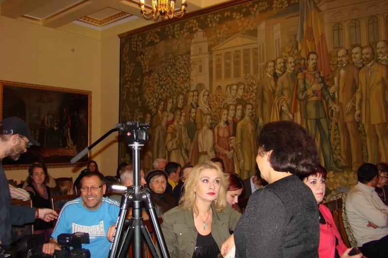 """Lansare de carte - """"Leul înaripat""""-Gabriel Chiriac, la Muzeul Unirii-11 noiembrie 2011 Dsc03314"""