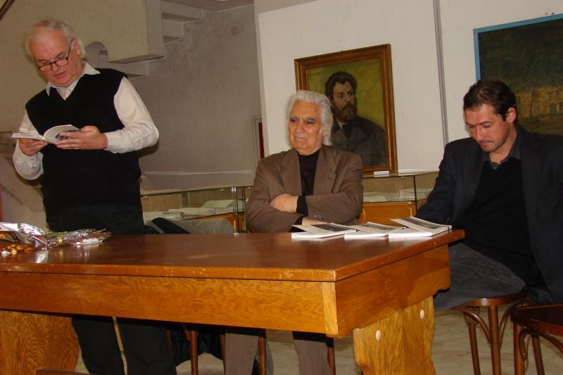 Lansarea volumelor semnate de Alexandru TACU- 12 noiembrie 2011  Dsc03324