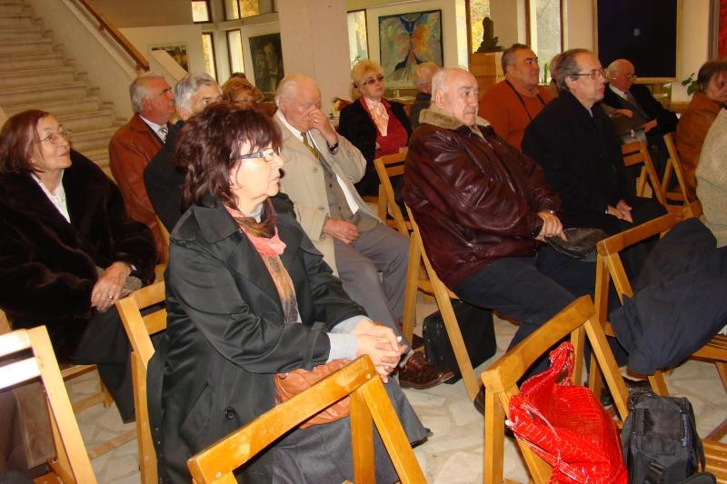 Lansarea volumelor semnate de Alexandru TACU- 12 noiembrie 2011  Dsc03326