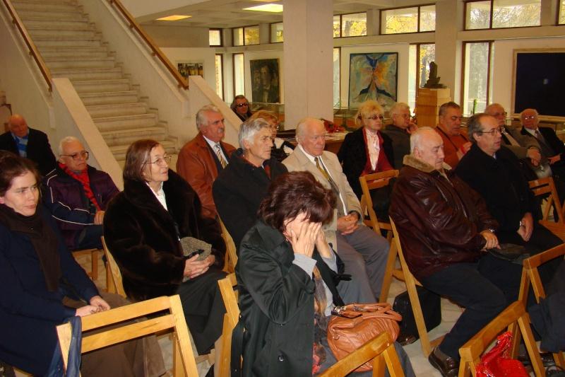 Lansarea volumelor semnate de Alexandru TACU- 12 noiembrie 2011  Dsc03412