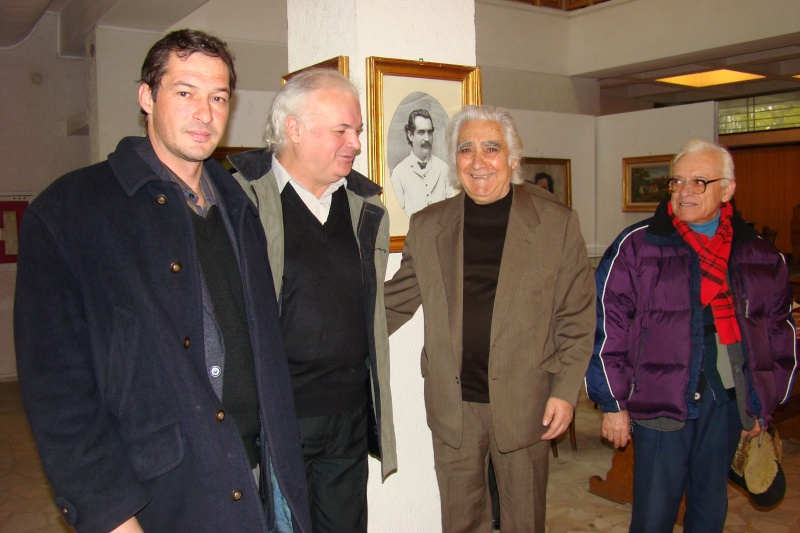 Lansarea volumelor semnate de Alexandru TACU- 12 noiembrie 2011  Dsc03419