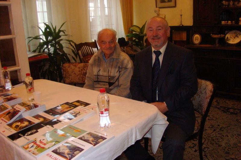 """Lansare de carte """"Triumful Indolenţilor""""- Mihai Batog Bujeniţă-18 nov 2012 Dsc05111"""