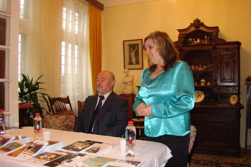 """Lansare de carte """"Triumful Indolenţilor""""- Mihai Batog Bujeniţă-18 nov 2012 Dsc05112"""