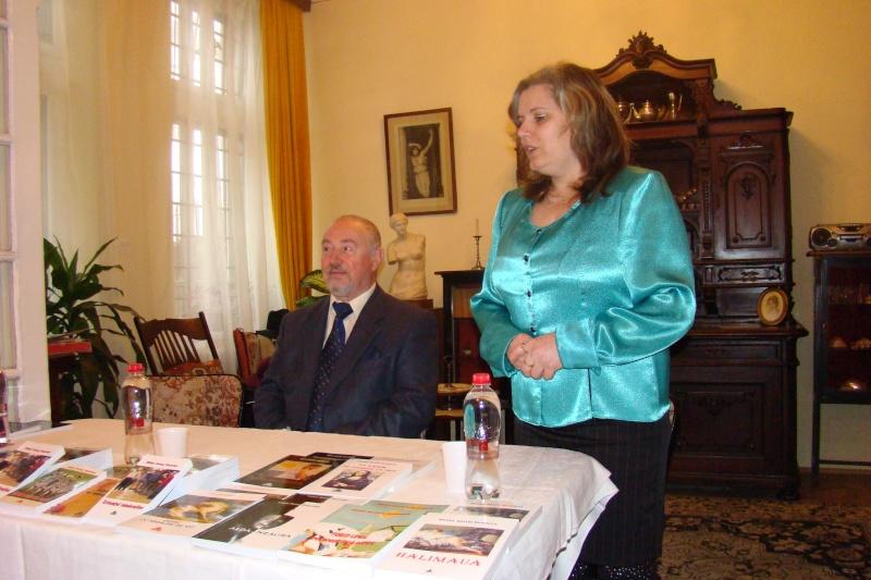 """Lansare de carte """"Triumful Indolenţilor""""- Mihai Batog Bujeniţă-18 nov 2012 Dsc05113"""