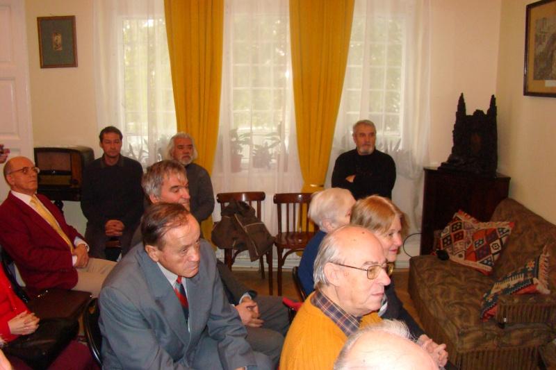 """Lansare de carte """"Triumful Indolenţilor""""- Mihai Batog Bujeniţă-18 nov 2012 Dsc05127"""