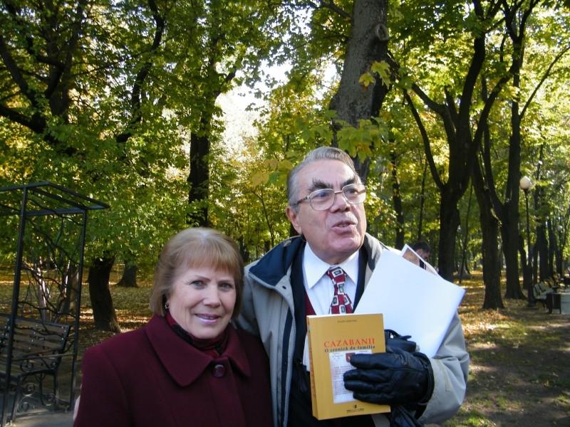"""Festivalul Internaţional de Poezie """"Grigore Vieru""""-Iasi si Chisinau- editia 2011  Dscf0025"""