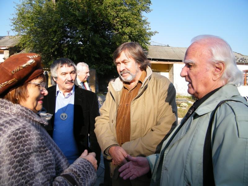 """Festivalul Internaţional de Poezie """"Grigore Vieru""""-Iasi si Chisinau- editia 2011  Dscf9619"""