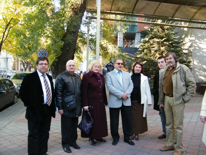 """Festivalul Internaţional de Poezie """"Grigore Vieru""""-Iasi si Chisinau- editia 2011  Dscf9626"""