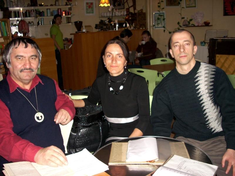 """Lansarea volumului """"Surâsul meu Gothic"""" -Dorina Neculce în cadrul Colocviului- """"Estetica gotică şi ecouri moderne""""-10 dec 2011 Dscn0431"""