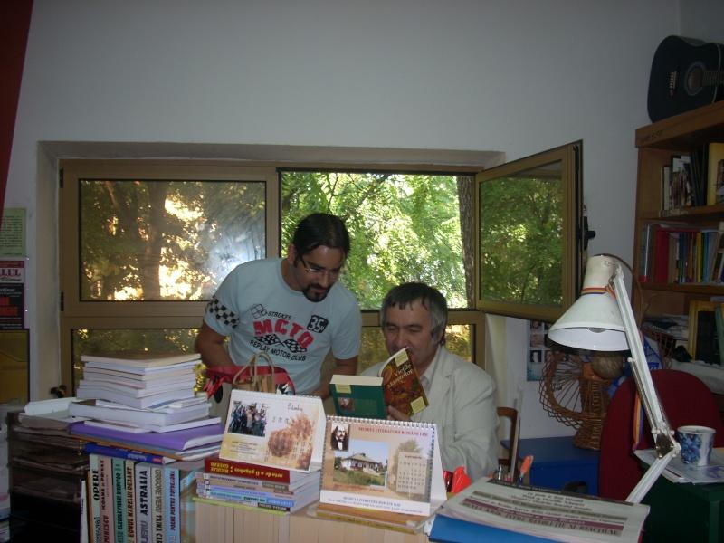 Scriitorul şi cărţile sale-Emilian Marcu-08 octombrie 2010 Emilia15