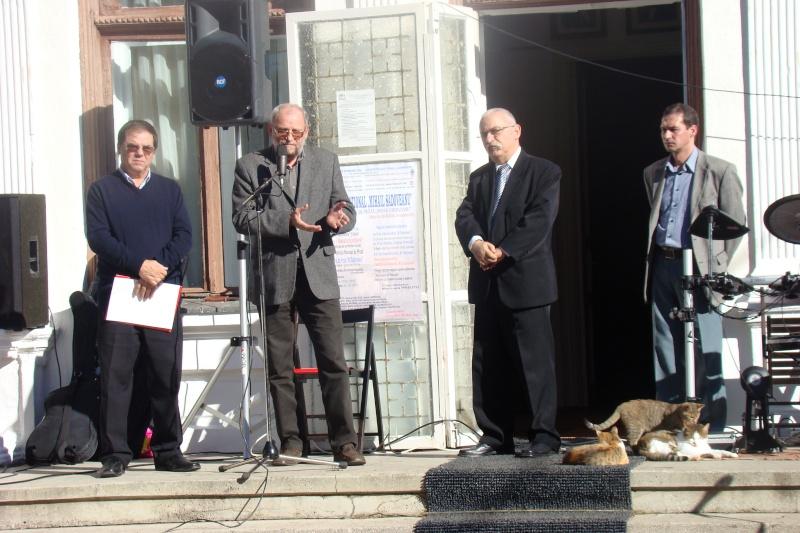 """Festivalul Naţional şi Concursul Național de Proza """"Mihail Sadoveanu"""", Iaşi 3-5 noiembrie 2012 Festi128"""