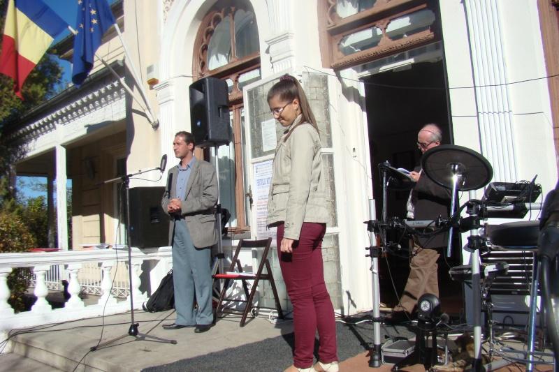"""Festivalul Naţional şi Concursul Național de Proza """"Mihail Sadoveanu"""", Iaşi 3-5 noiembrie 2012 Festi136"""