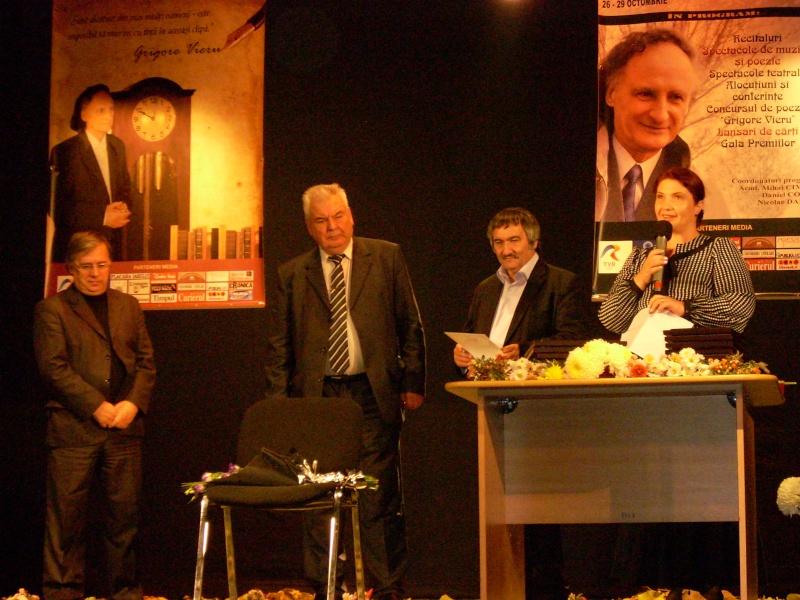 """Festivalul Internaţional de Poezie """"Grigore Vieru""""-Iasi si Chisinau- editia 2011  Festiv45"""