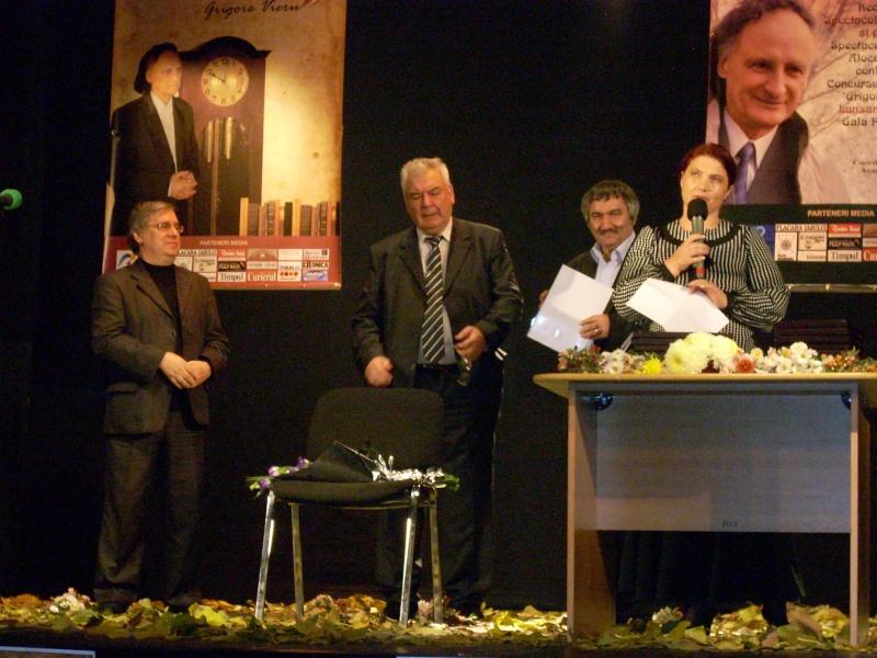 """Festivalul Internaţional de Poezie """"Grigore Vieru""""-Iasi si Chisinau- editia 2011  Festiv46"""