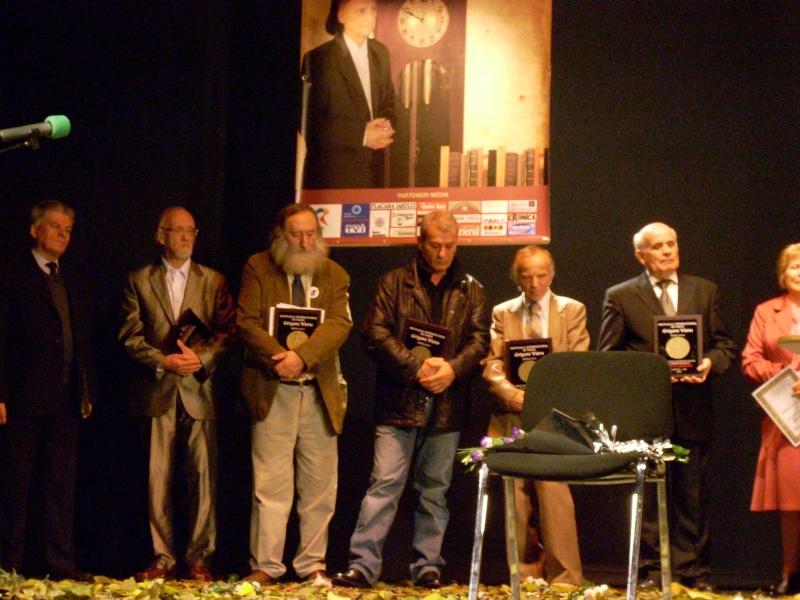 """Festivalul Internaţional de Poezie """"Grigore Vieru""""-Iasi si Chisinau- editia 2011  Festiv48"""