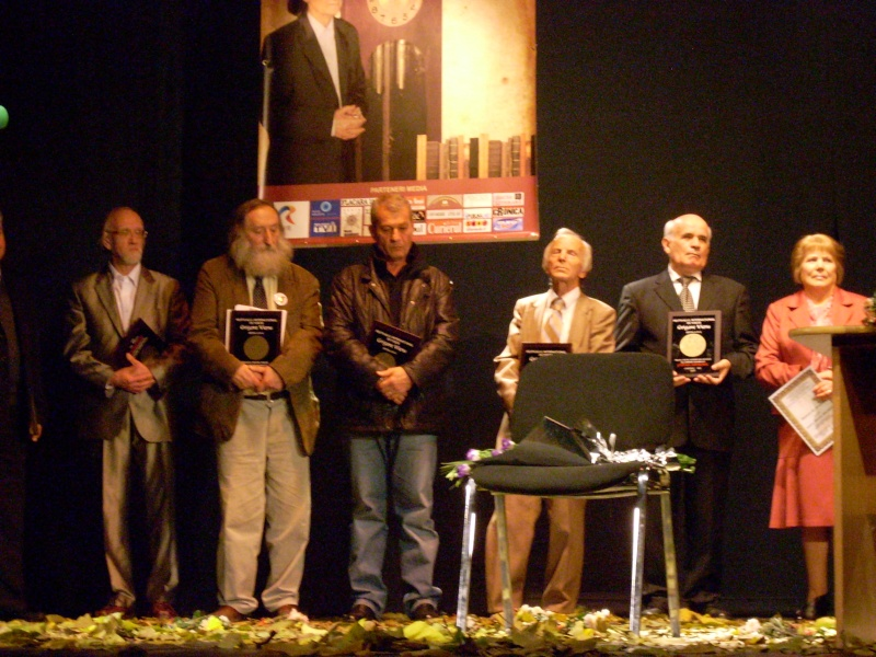 """Festivalul Internaţional de Poezie """"Grigore Vieru""""-Iasi si Chisinau- editia 2011  Festiv51"""
