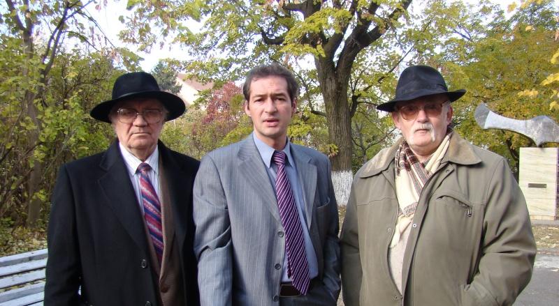 """FESTIVALUL CONCURS NAŢIONAL DE PROZĂ  """"MIHAIL SADOVEANU""""EDIŢIA a II-a, IAŞI, 4-6 noiembrie 2011 Festiv66"""