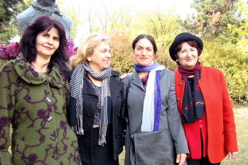"""FESTIVALUL CONCURS NAŢIONAL DE PROZĂ  """"MIHAIL SADOVEANU""""EDIŢIA a II-a, IAŞI, 4-6 noiembrie 2011 Festiv80"""