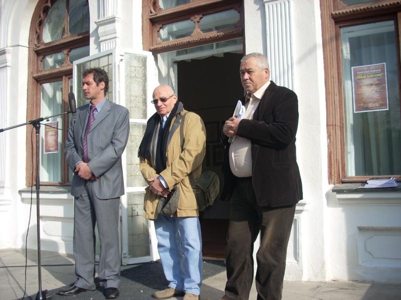 """FESTIVALUL CONCURS NAŢIONAL DE PROZĂ  """"MIHAIL SADOVEANU""""EDIŢIA a II-a, IAŞI, 4-6 noiembrie 2011 Festiv89"""