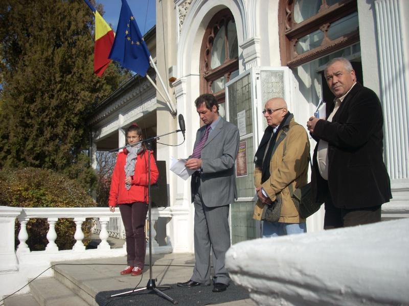 """FESTIVALUL CONCURS NAŢIONAL DE PROZĂ  """"MIHAIL SADOVEANU""""EDIŢIA a II-a, IAŞI, 4-6 noiembrie 2011 Festiv91"""
